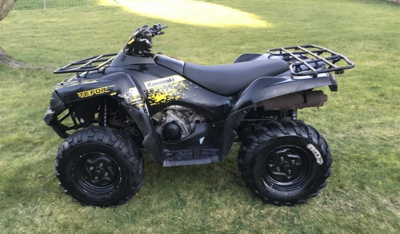 Kawasaki 650 Brute Force full