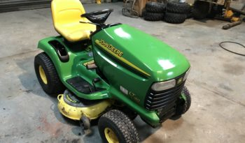 John Deere LT180 ride on mower full