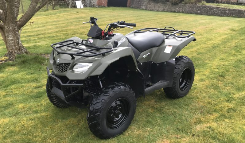 Suzuki Kingquad 400 full