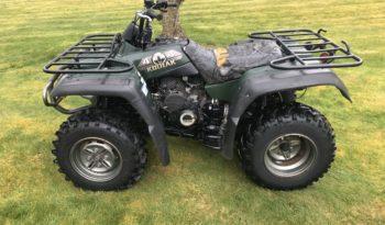 Yamaha Kodiak 4×4 full