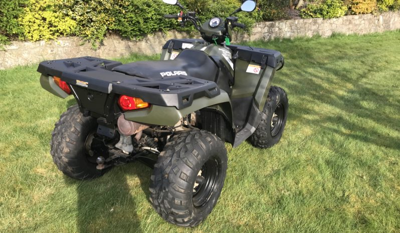 Polaris Sportman 500 full
